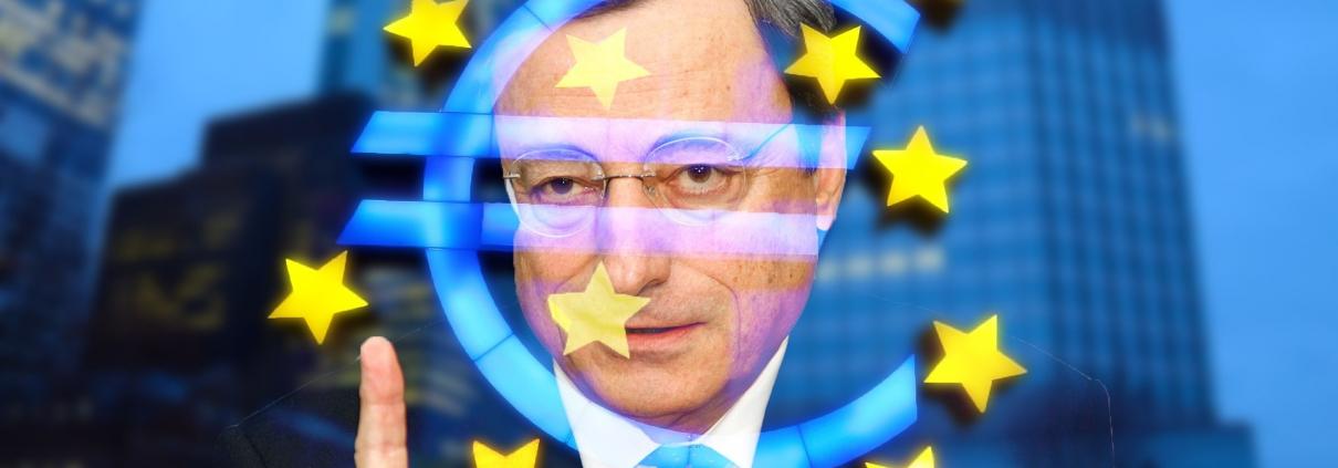 istituzione finanziaria, europa finanza, bce, Mario Draghi