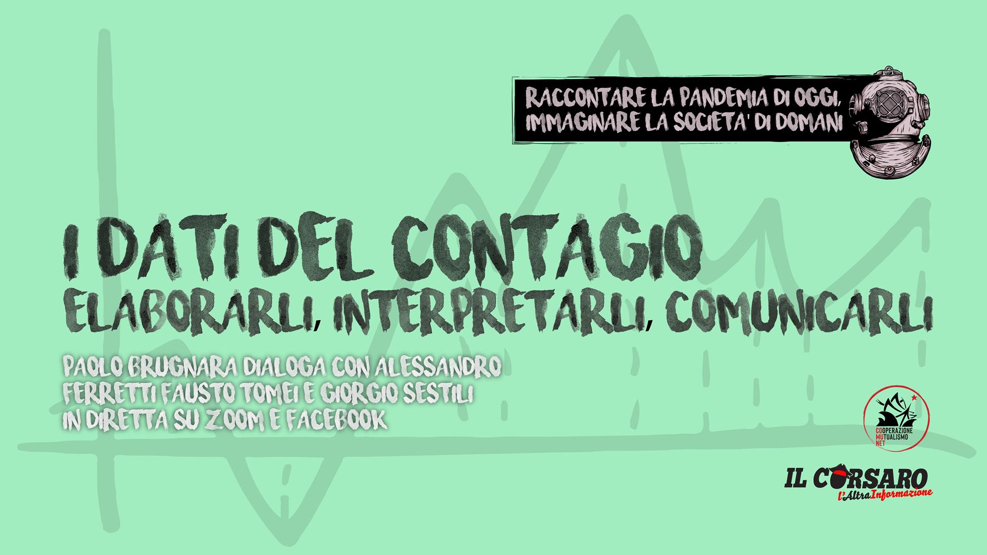 I dati del contagio: elaborarli, interpretarli, comunicarli