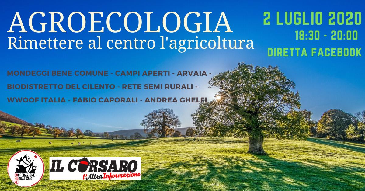 Agroecologia vs agroindustria: rimettere al centro l'agricoltura