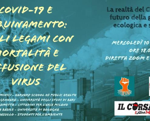 Covid e inquinamento