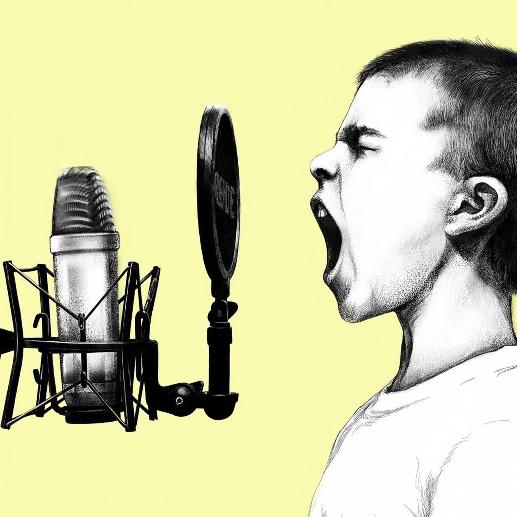 Controcanto, podcast sulla musica