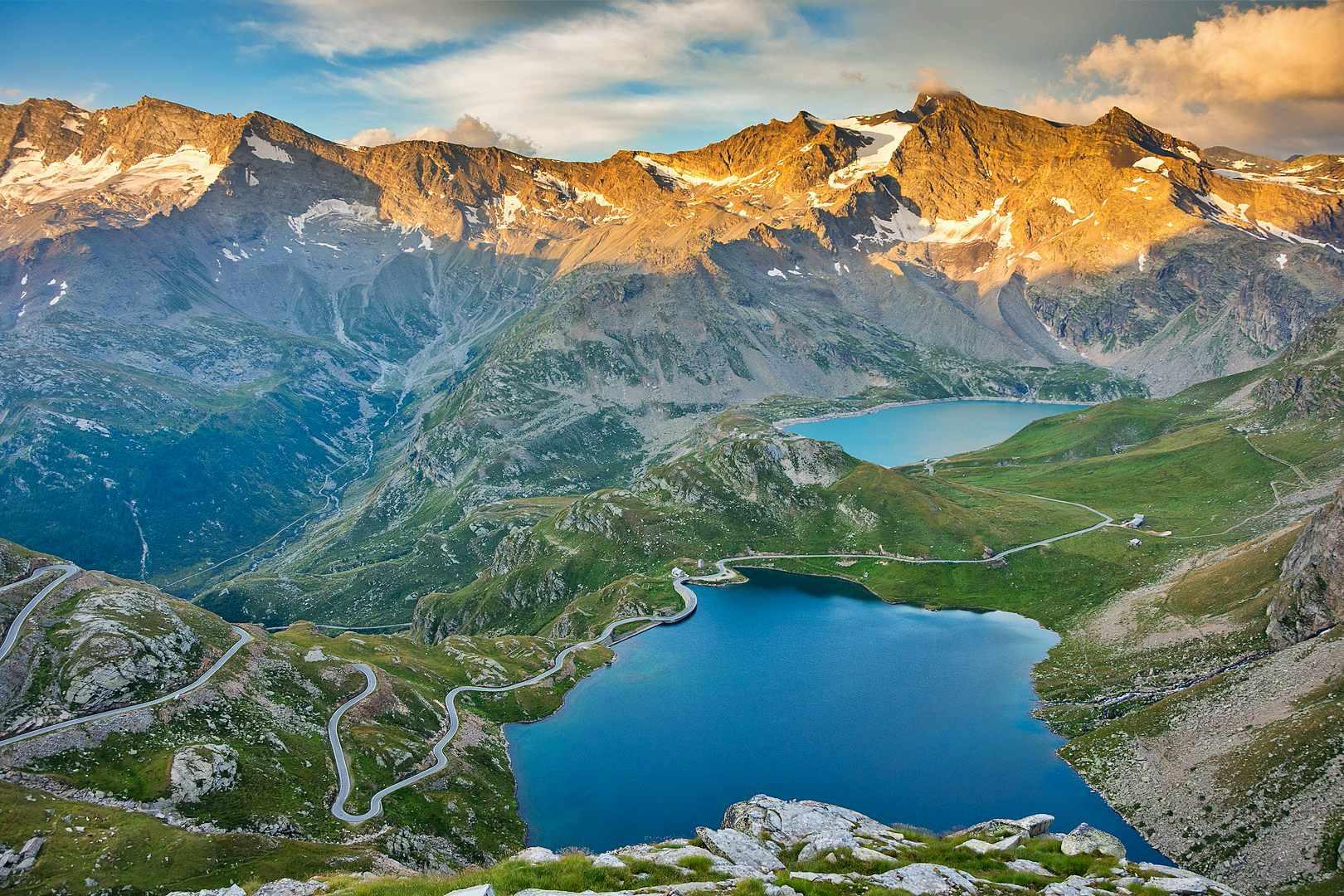 Escursione Laghi di Losere - Colle del Nivolet (Gran Paradiso)