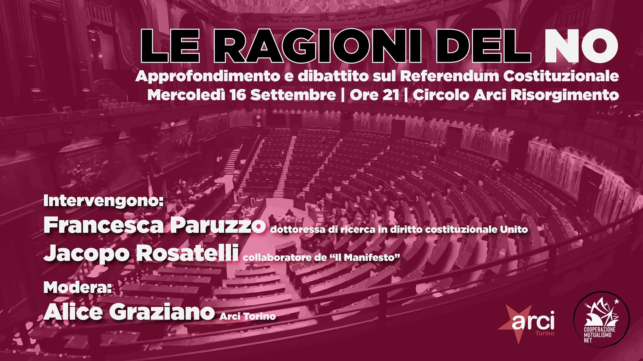 Referendum 2020 sul taglio dei parlamentari: le ragioni del NO