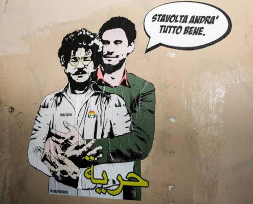 Giustizia per Giulio Regeni e Patrick Zaki